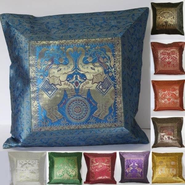 Cuscino pratici fodera per cuscino india dekokissen - Orientalische wanddeko ...