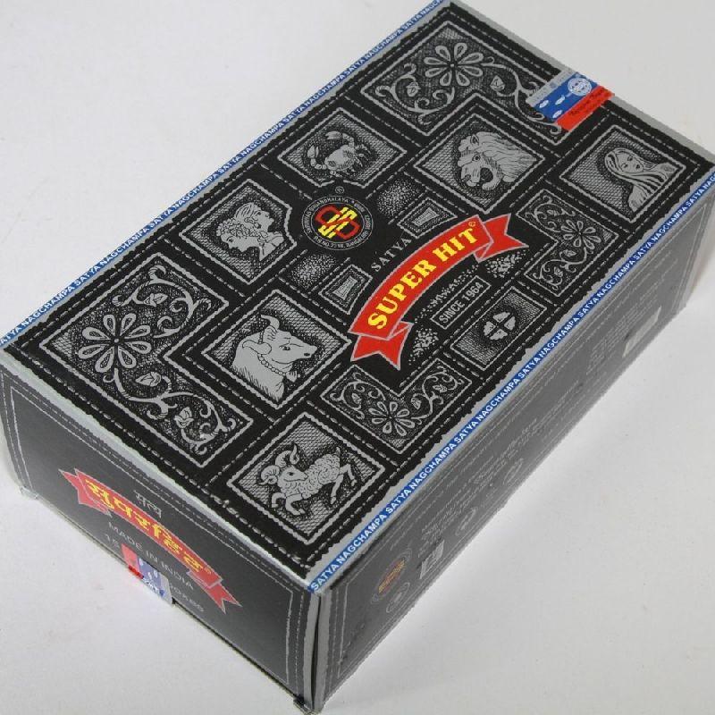 12x15g super hit incense 180 g box nag champa satya sai baba indian goa ebay. Black Bedroom Furniture Sets. Home Design Ideas