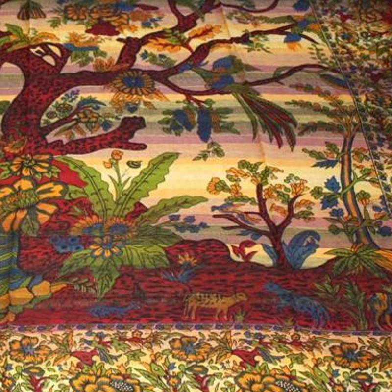 Bedspread Tree Of Life India Wall Hangings Decorative