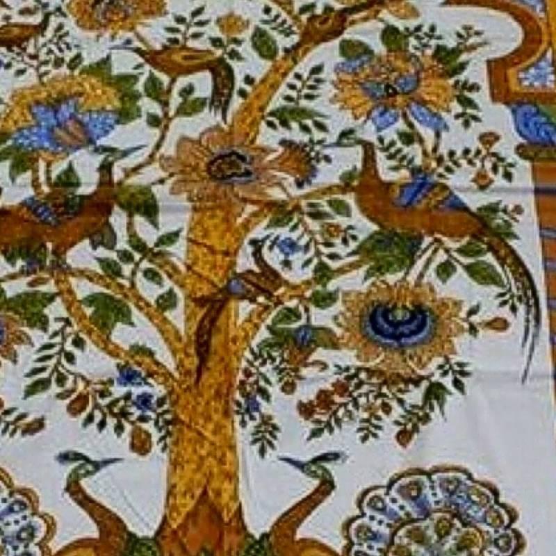 couvre lit mogul arbre tapisserie d coration murale orient l 39 arbre de la vie ebay. Black Bedroom Furniture Sets. Home Design Ideas