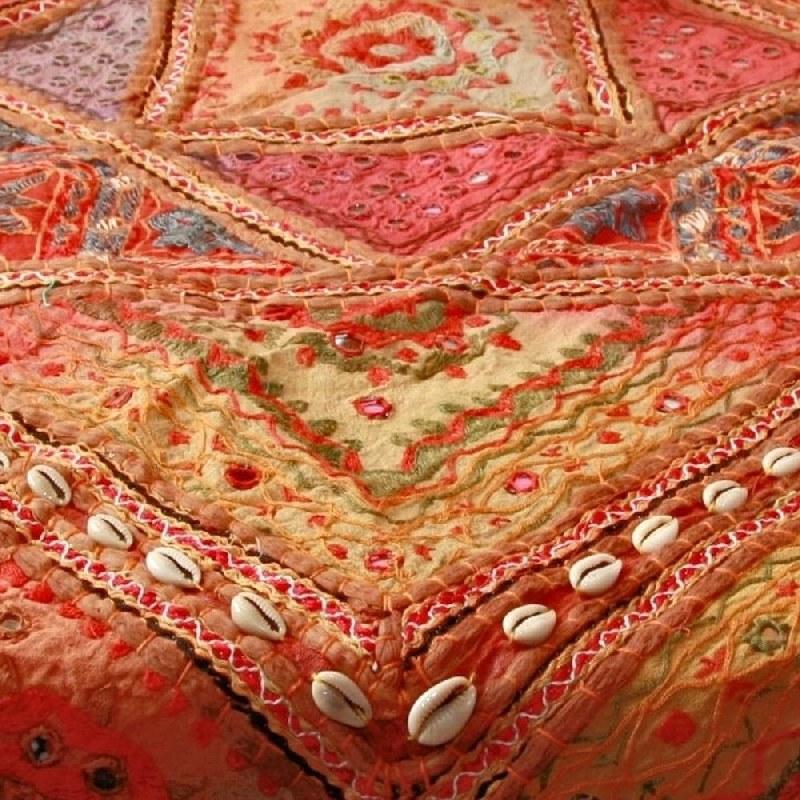 Wandteppich Tischdecke Indien BeduinenWandbehang,eckig Nr